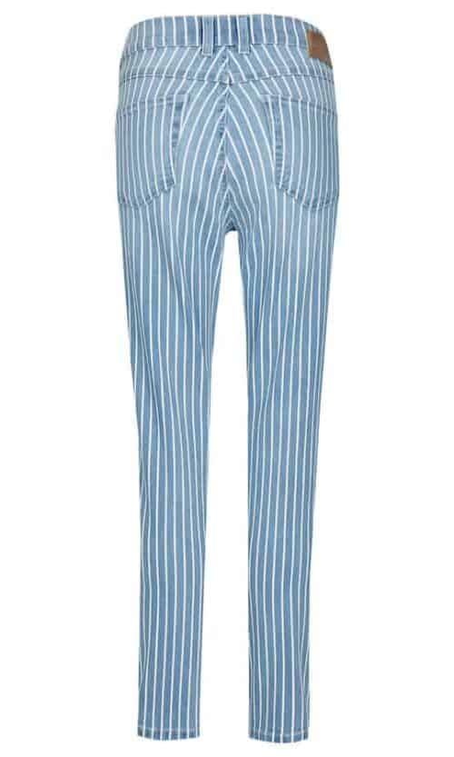 Angels Skinny Ankle Zip Light blue used 296120700