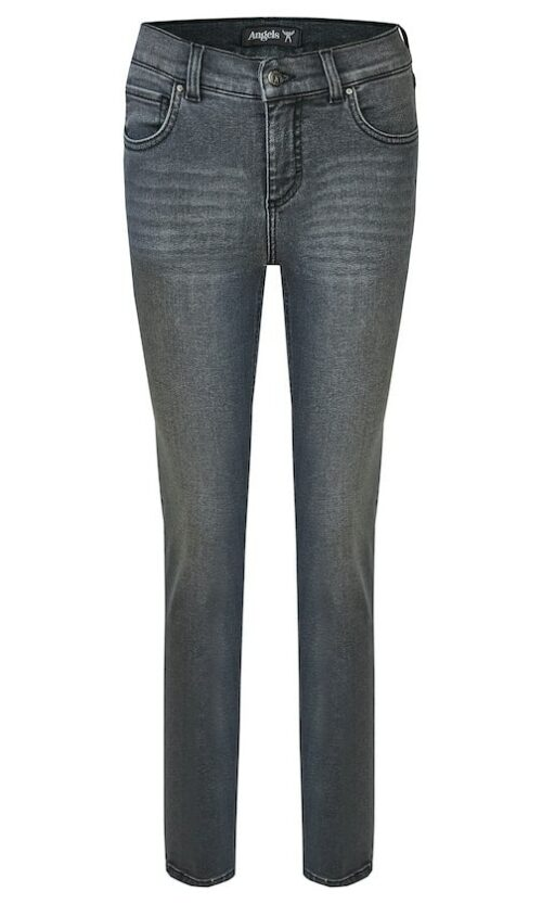 Angels Skinny Grey used buffy crinkle 32512