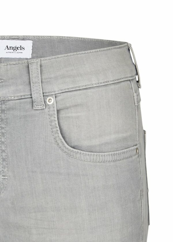 Angels Cici Light grey used linker voorzak foto